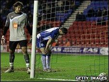 Wigan ponder defeat