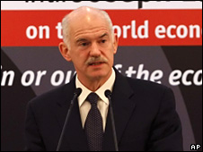 George Papandreou (2 February 2010)