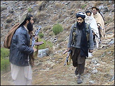 Taliban in Lower Dir