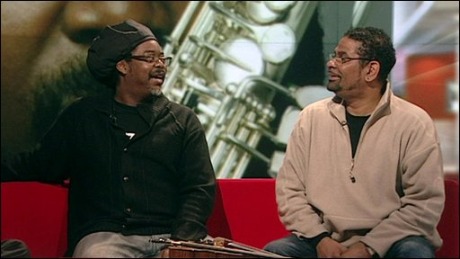 Courtney Pine and Omar Puente