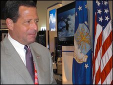 Bruce Lemkin, deputy undersecretary of the US Air Force