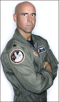 Lt Col Victor Fehrenbach