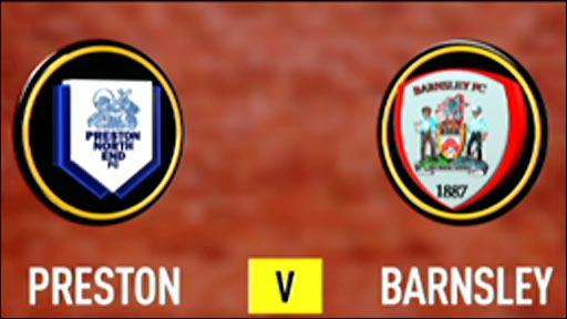 Preston 1-4 Barnsley