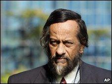 Rajendra Pachauri (AP)