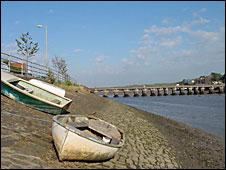 The River Torridge at Bideford