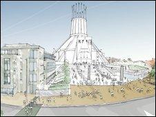 Metropolitan Cathedral plans
