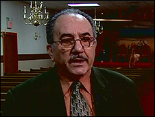 Reverend Carlos Soto