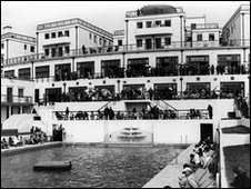 Archive picture of Ocean Hotel