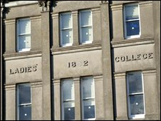 Old Jersey College for Girls building