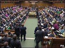 Commons debate