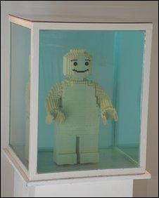 Lego artwork, Justin Ramsden