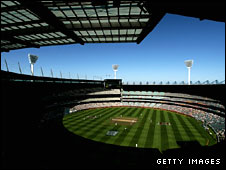 The Melbourne Cricket Ground, traditional home of the Boxing Day Test