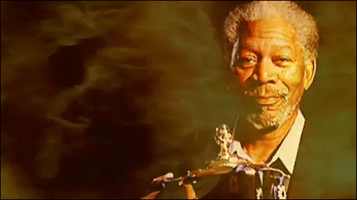 Morgan Freeman opens Six Nations coverage