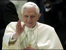 Pope Benedict XV1