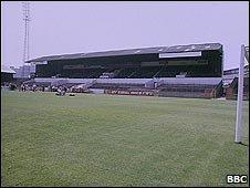 Bristol City's Ashton Gate home