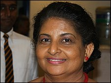 Lakshmi Attygalle, Deputy Principal at Royal College, Colombo