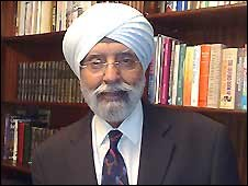 Sir Mota Singh QC