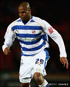 Michael Duberry during his spell with Reading