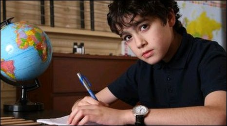 BBC - Tracy Beaker role for young Bristol actor Noah Marullo