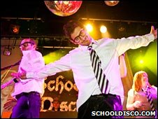 Dancing at the School Disco