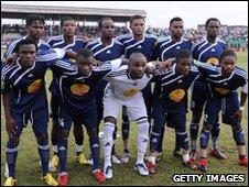 TP Mazembe squad