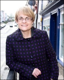 Margaret Ritchie is the fourth leader of the SDLP