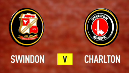Swindon 1-1 Charlton