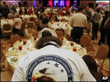 Tea Party movement convention