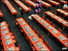 Chess tournament in the Netherlands