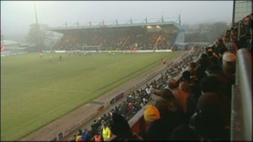 Mansfield Town game
