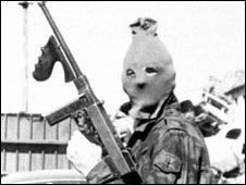 Official IRA gunman
