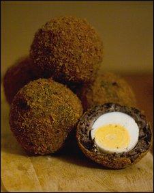 Manchester eggs