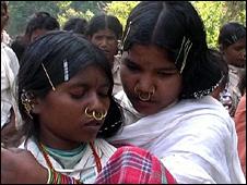 Dhongria girls (Photo: Amnesty International)