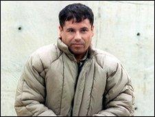 Joaquin 'El Chapo' Guzman - 1993 photo