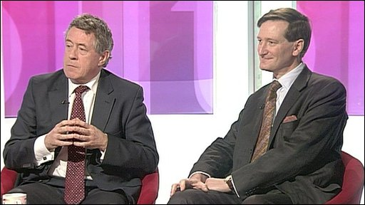 John Denham and Dominic Grieve