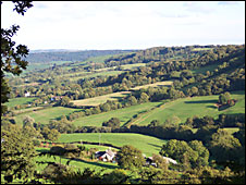 Branscombe valley