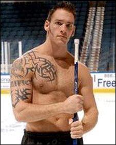 scranton hockey nude