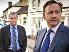 John Nettles and Neil Dudgeon