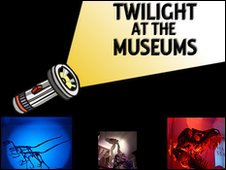 Twilight at the Museums