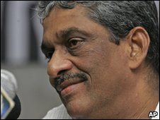 Sarath Fonseka, file pic