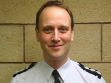 Chief Inspector Jason Wells