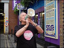 Stuff owner David Lashmar