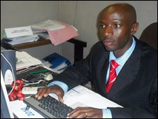 Zambian Aubrey Chinfedu