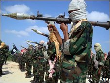 Al-Shabab fighters, generic