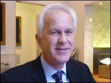Philip Dilley, Arup chairman