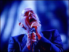 REM singer Michael Stipe