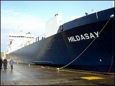Hildasay