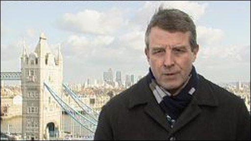 BBC London  Political Editor Tim Donovan