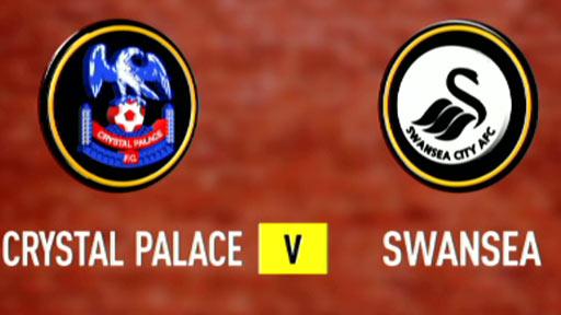 Crystal Palace v Swansea