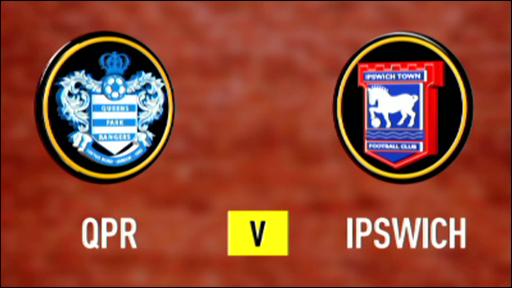 QPR 1-2 Ipswich